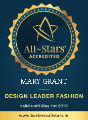 Mary Grant Design Leader Fasion
